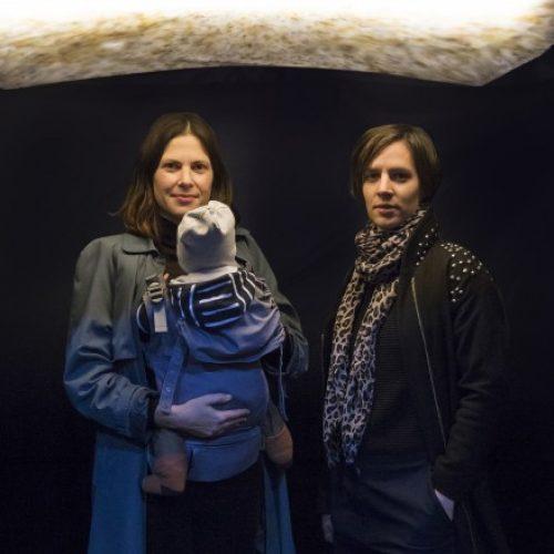 Profile picture of Nina Mršnik and Nuša Jelenec